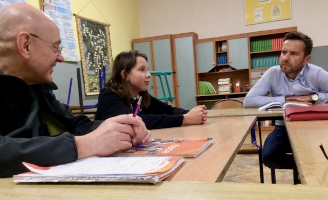 Zajęcia grupowe - dorośli z Native Speakerem