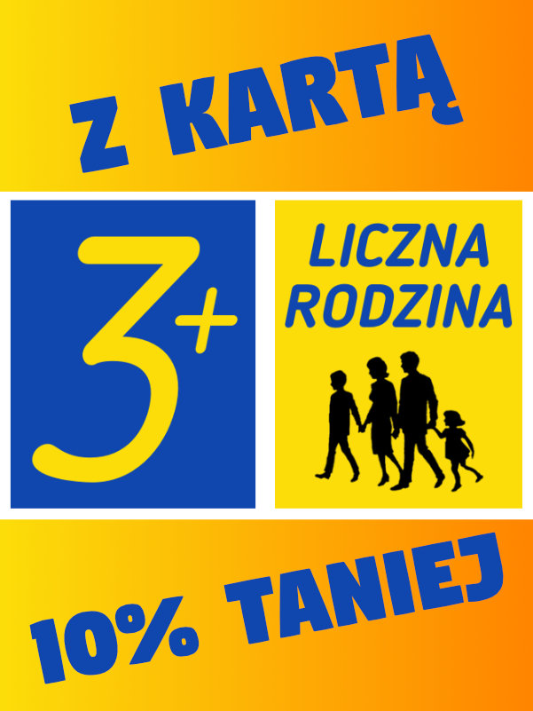 Program 3+ Liczna Rodzina